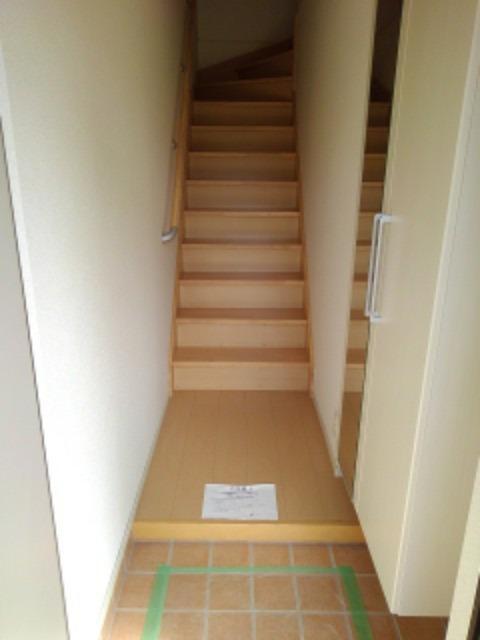 エルデ 02030号室の玄関