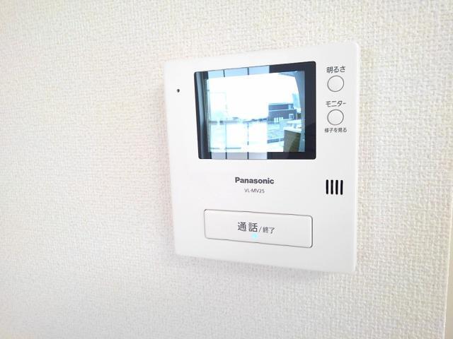 ゴールド・サン 01010号室のセキュリティ