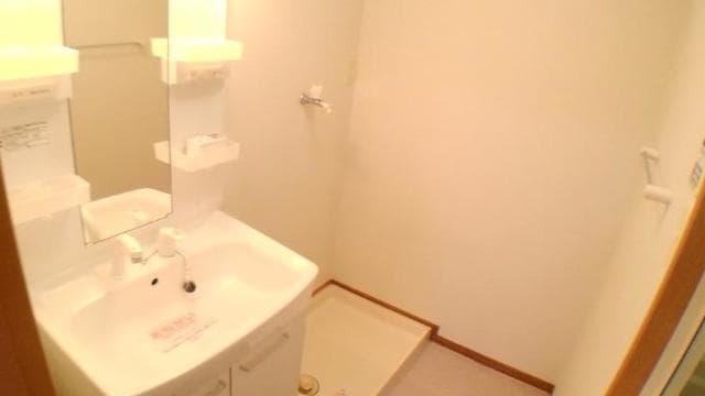 エクセレント さくら 301号室の洗面所