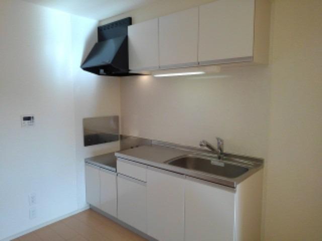 ベル フォレスタ 02030号室のキッチン