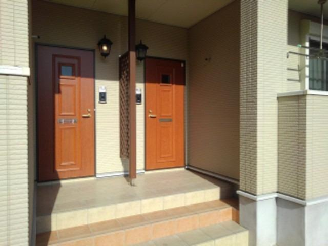 ベル フォレスタ 02030号室の駐車場