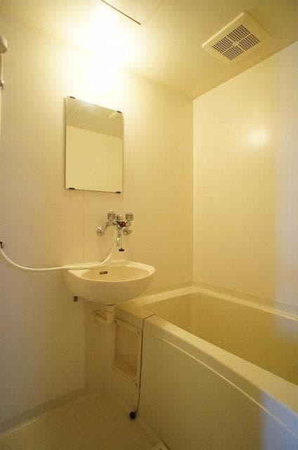 ドリームハイツ 01010号室の風呂