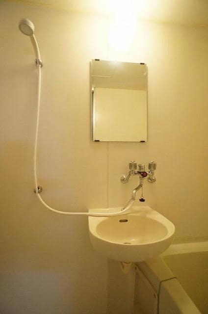 ドリームハイツ 01010号室の洗面所