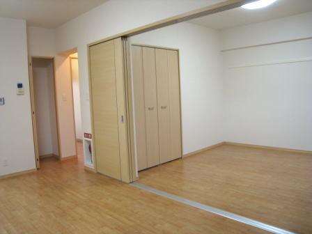 クラールハウスC 202号室のベッドルーム