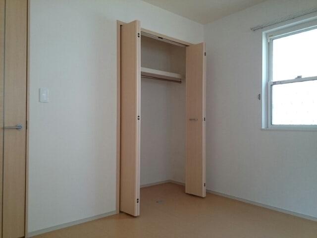 エレガントヒルA 101号室の収納