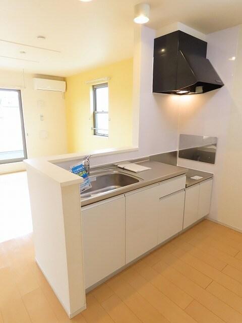 キャナルガーデンⅡ 02030号室のキッチン