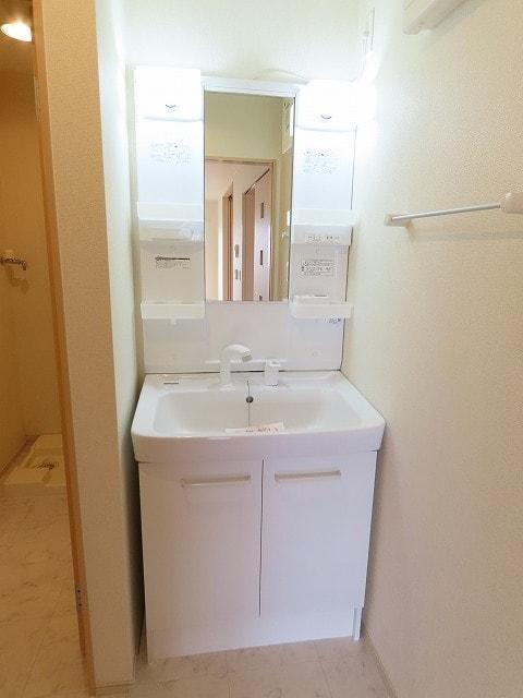 キャナルガーデンⅡ 02030号室の洗面所