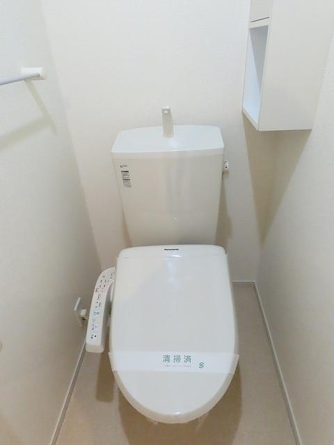 キャナルガーデンⅡ 02030号室のトイレ