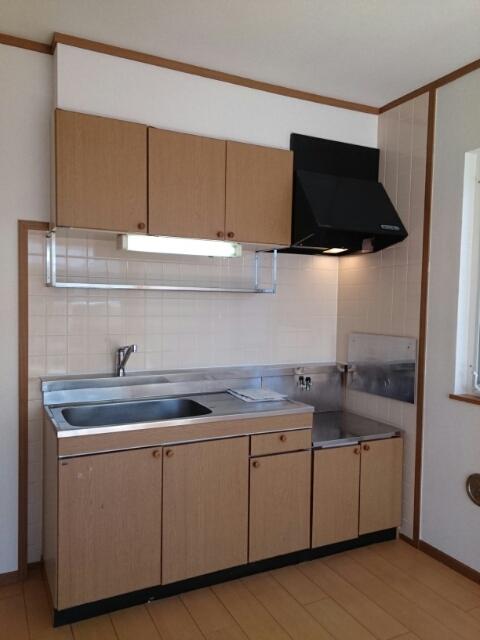 メゾンドパーチ 02010号室のキッチン