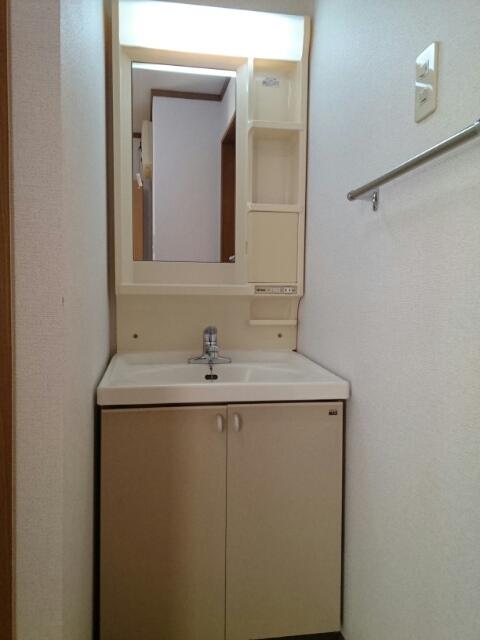 メゾンドパーチ 02010号室の洗面所