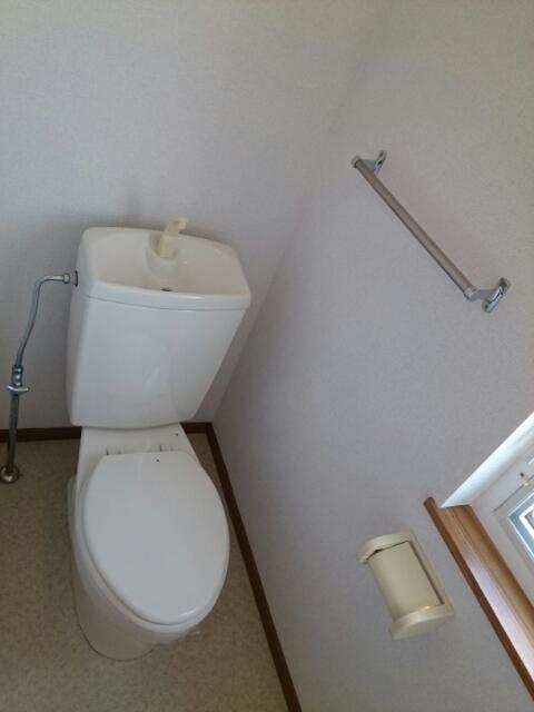 メゾンドパーチ 02010号室のトイレ