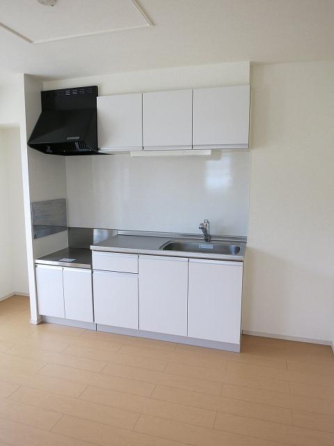 プリムラⅡ 201号室のキッチン