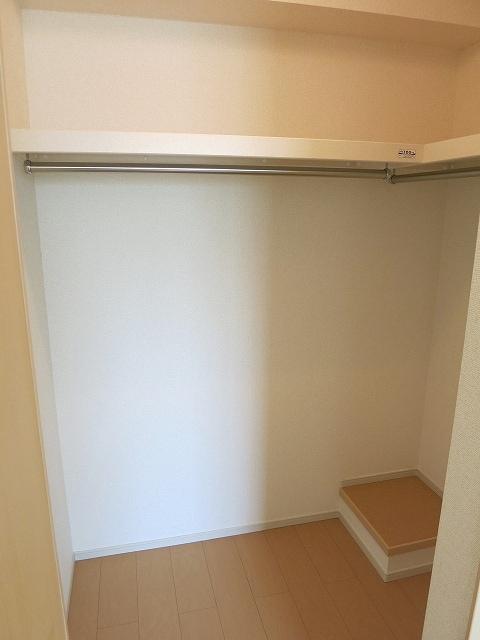 プリムラⅡ 201号室の収納