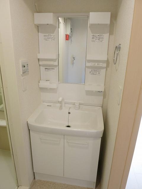 プリムラⅡ 201号室の洗面所