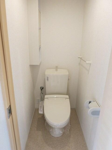 プリムラⅡ 201号室のトイレ