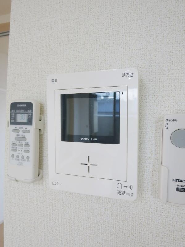 ヴィラ庄司田 301号室のセキュリティ