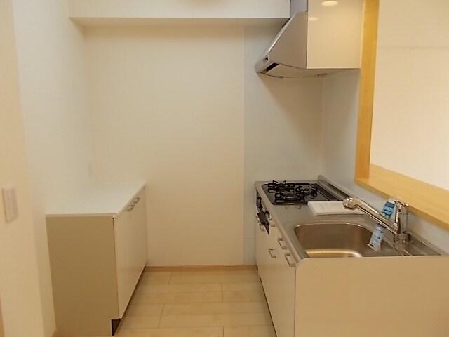 エテルノ・グラート 203号室のキッチン