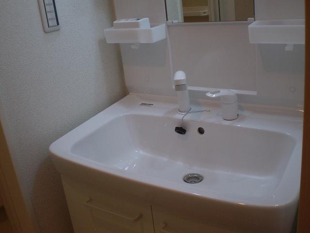 エスポワール 02010号室の洗面所
