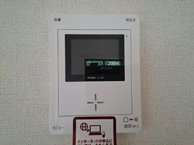エスポワール 02010号室のセキュリティ