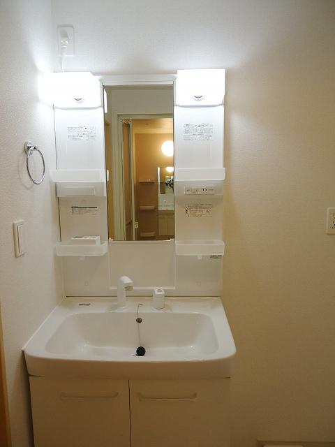 グランド チェリー 202号室の洗面所