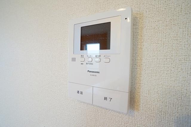 プレッソB 01020号室のセキュリティ