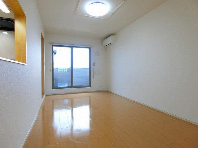 ドマーニ A 03030号室のキッチン
