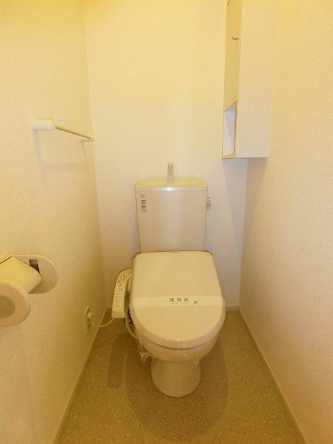 ドマーニ A 03030号室のバルコニー