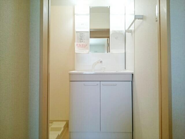 ムース ジョーハイツ 201号室の洗面所