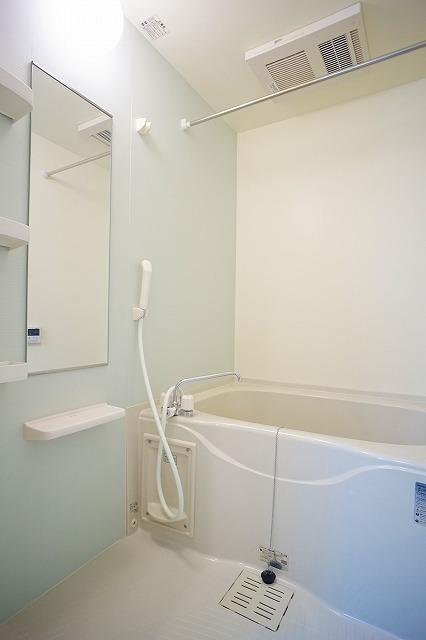 ヴァン ヴェール 01040号室の洗面所