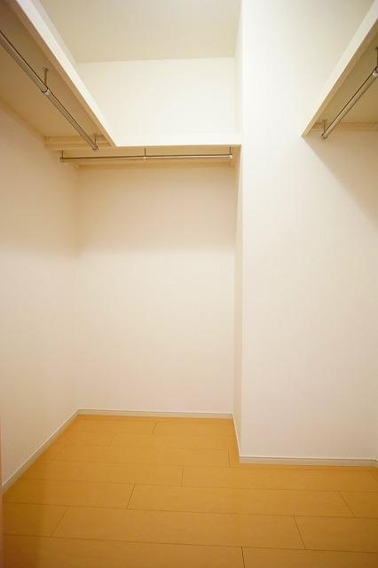 ヴァン ヴェール 01040号室のキッチン