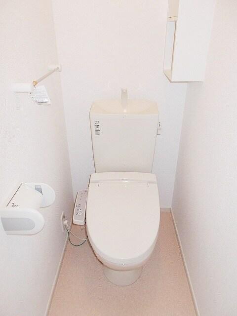 モーダ・パラッツォ 101号室のトイレ
