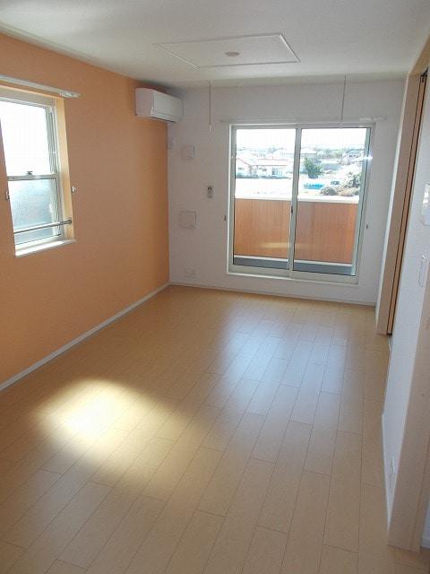 サン・フィオーレ 02030号室のバルコニー