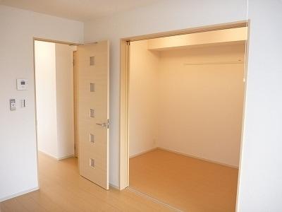 リュミエール オーブ 01050号室のその他