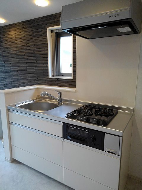 フェリーチェ ウーノ 101号室のキッチン