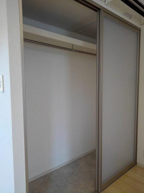 フェリーチェ ウーノ 101号室の収納