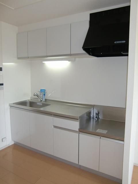ルガル ボニート 207号室のキッチン