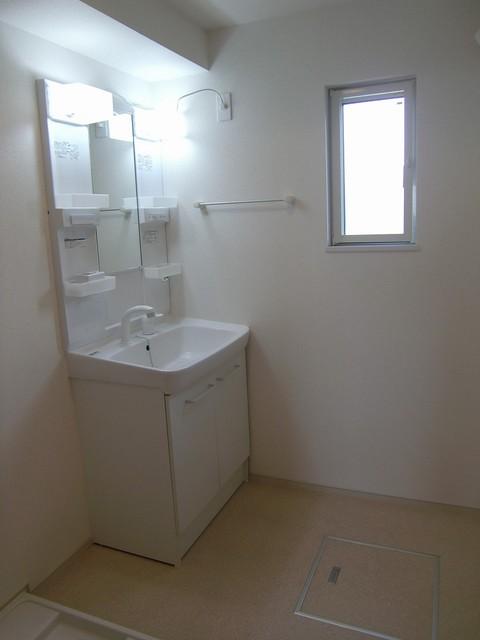 ルガル ボニート 207号室の洗面所