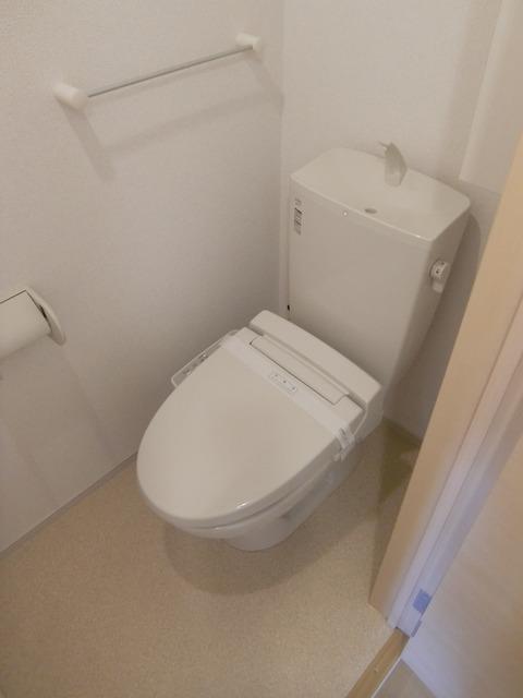 ルガル ボニート 207号室のトイレ
