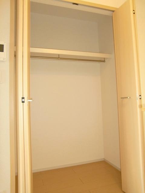 ルガル ボニート 207号室の収納