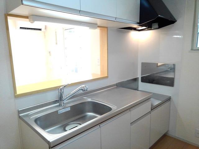 Velero A 01030号室のキッチン