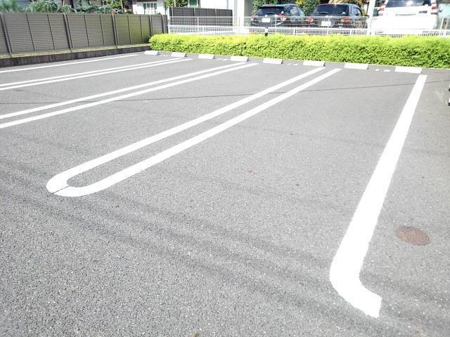 Velero A 01030号室の駐車場