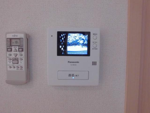 ピュアリアンハイツ C 01010号室のバルコニー