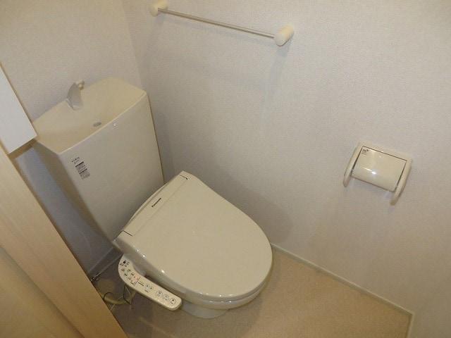 ライフシティ スカイ 01040号室のトイレ
