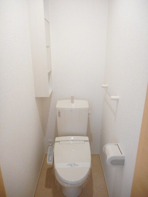 Viola壱番館 101号室のトイレ