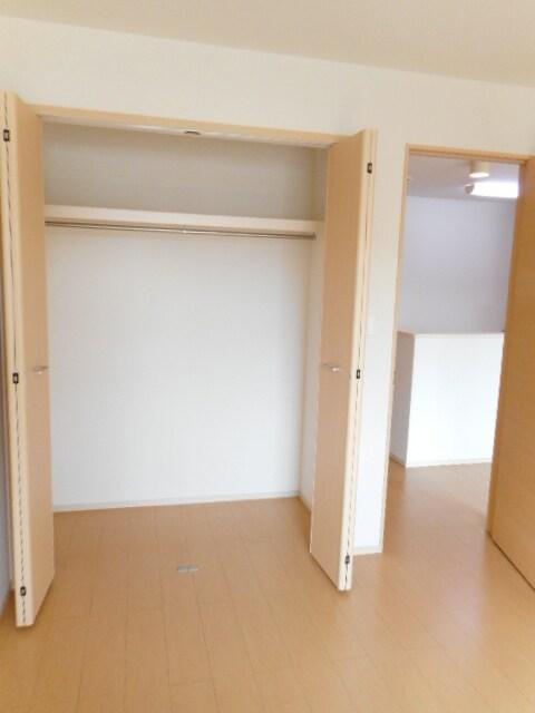 Viola壱番館 101号室の収納