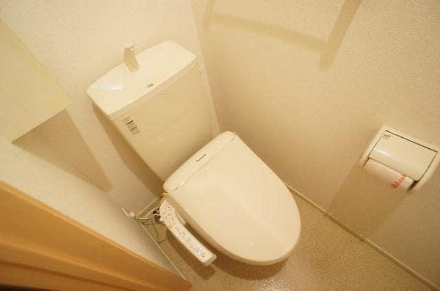 RI BIN 01040号室のトイレ