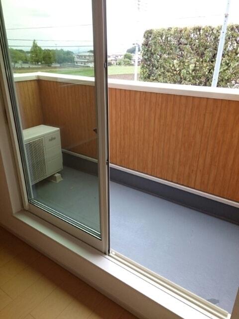 プロムナードA 201号室の収納