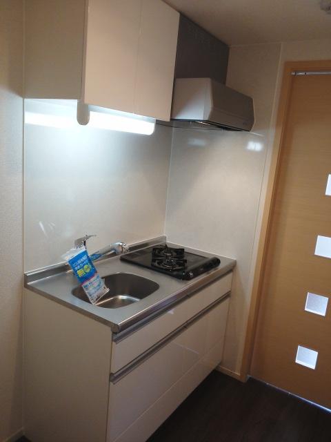 パークサイドK 02070号室のキッチン