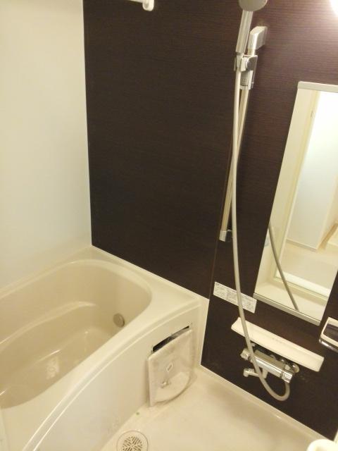 パークサイドK 02070号室の風呂