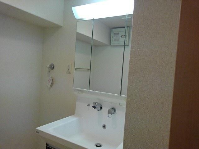 京悠館 305号室の風呂